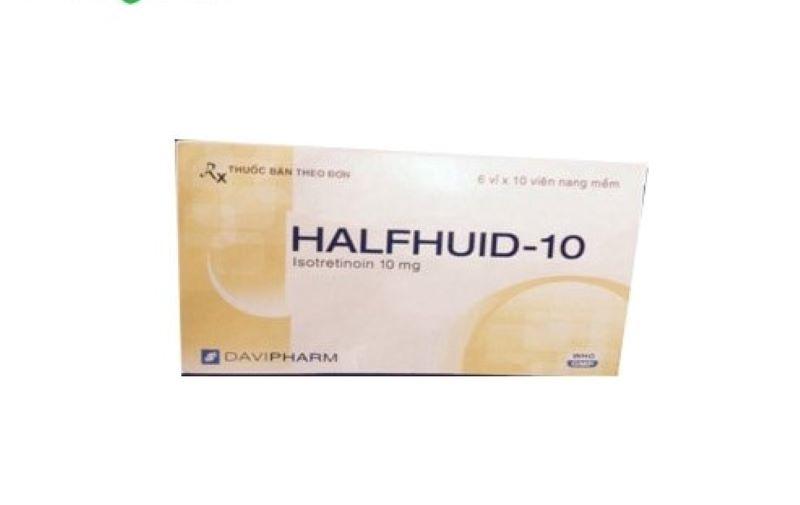 Halfhuid-10mg