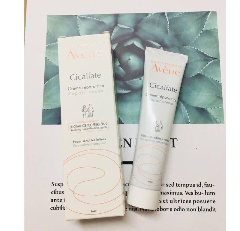 Kem trị mụn thâm Avène Cicalfate Repair Cream