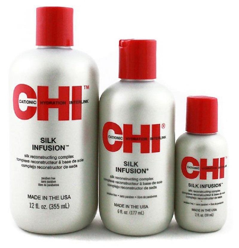 Dầu dưỡng tóc CHI SILK INFUSION