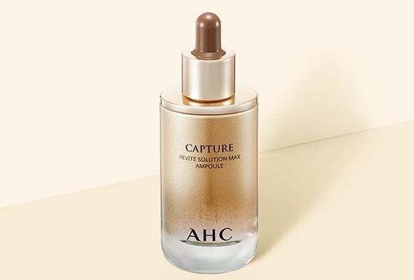AHC Capture Revite Solution Max Ampoule