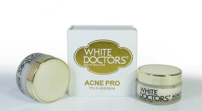Kem đặc trị Acne Pro White Doctors