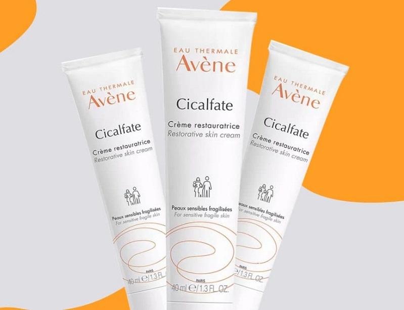 Kem trị mụn thâm Avene Cicalfate Repair Cream