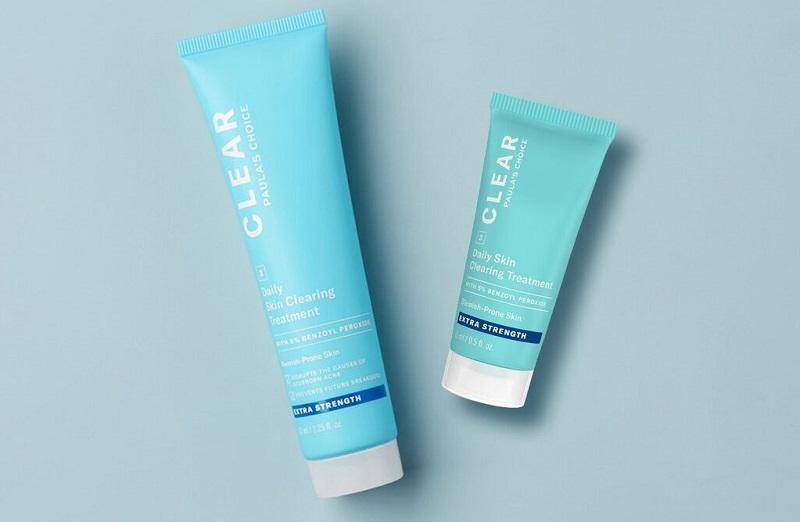 Kem trị mụn Paula's Choice Clear Regular Strength Daily Skin Clearing Treatment