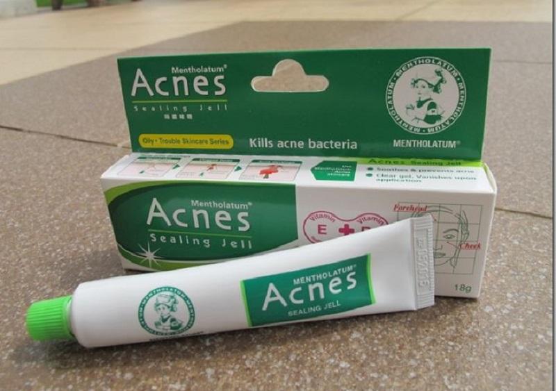 Kem trị mụn Acnes Sealing Jell