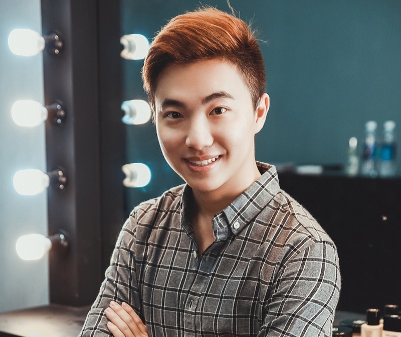 chuyên gia trang điểm Hiwon Makeup