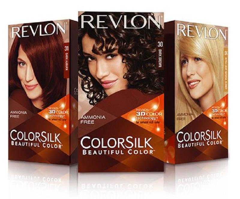 Thuốc nhuộm Revlon Colorsilk 3D