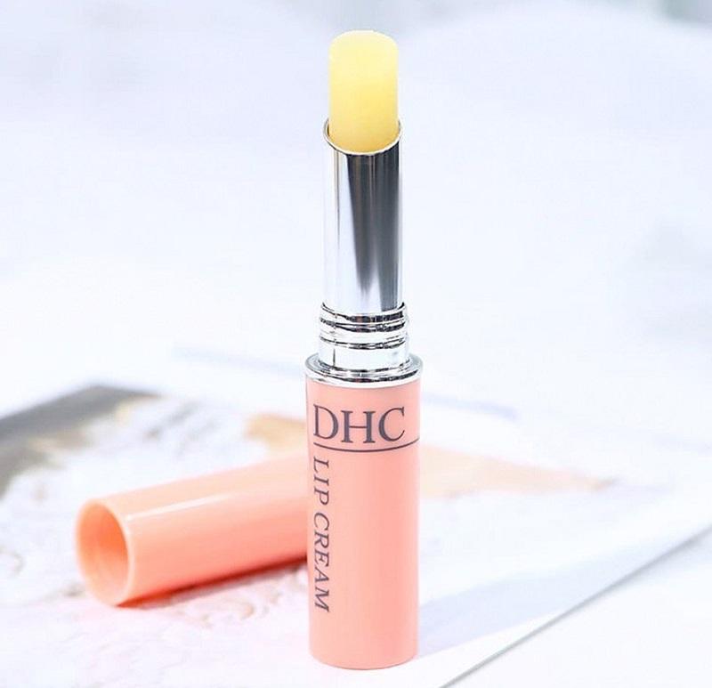 Son dưỡng môi trị thâm DHC Lip Cream