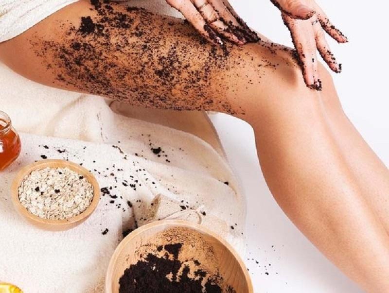 Không làm sạch sâu trước khi sử dụng kem dưỡng trắng da body