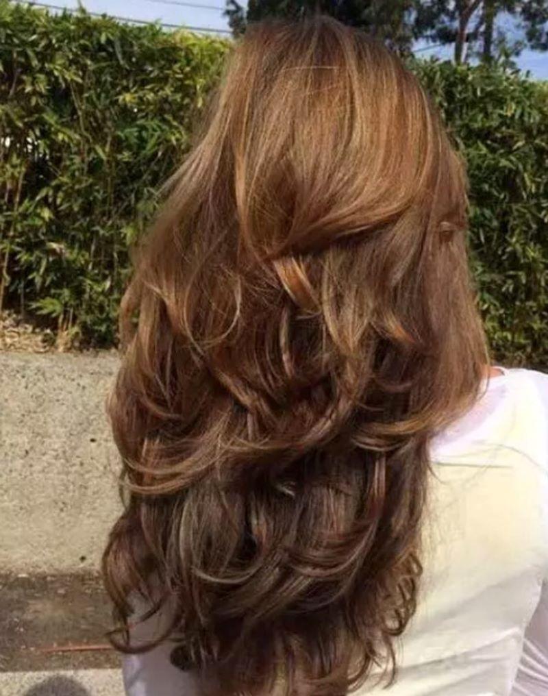 tóc tầng