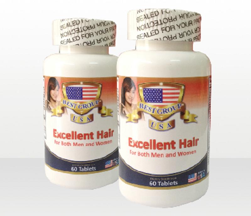 Thuốc trị rụng tóc Excellent Hair