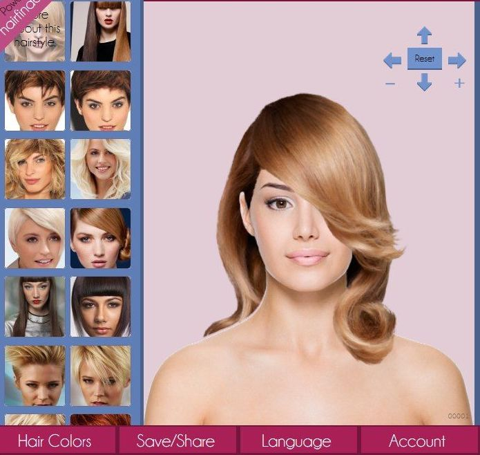 Hairstyle Try On