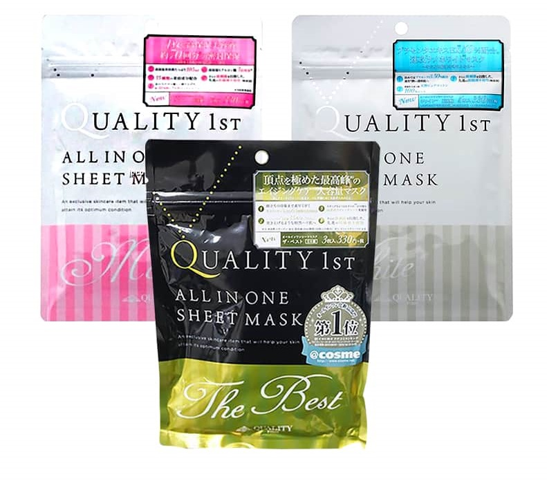 6. Quality First All In One Sheet Mask